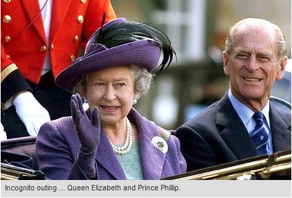 Queen incognito