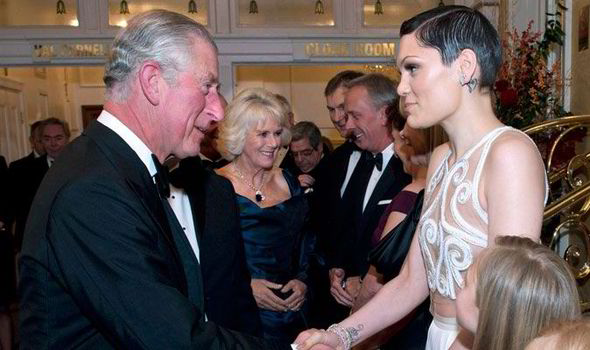 Charles and Jessie J