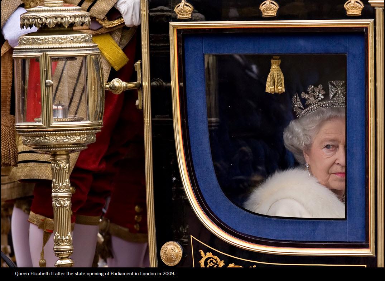 QueenElizabeth II turns 90 - 1