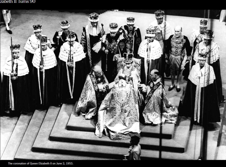 QueenElizabeth II turns 90 - 7