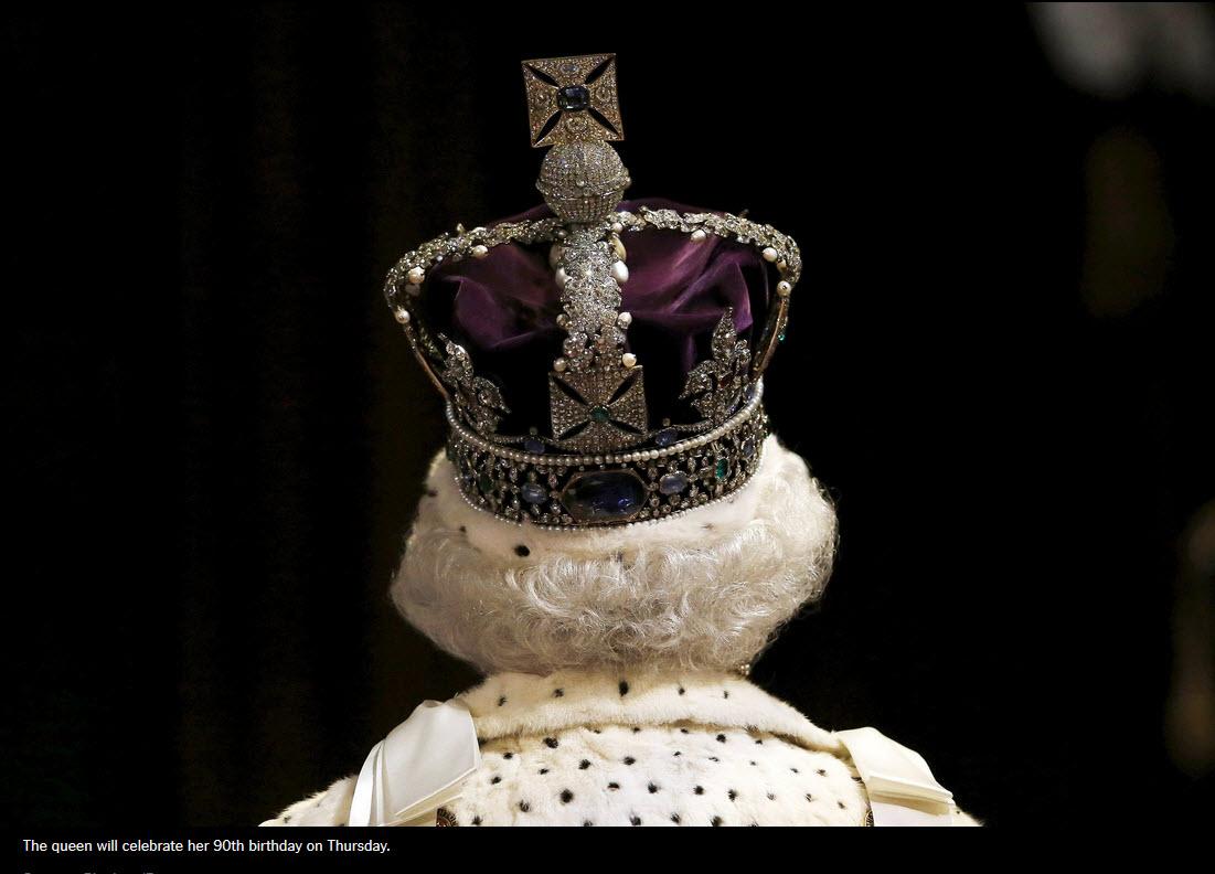 QueenElizabeth II turns 90 - 9