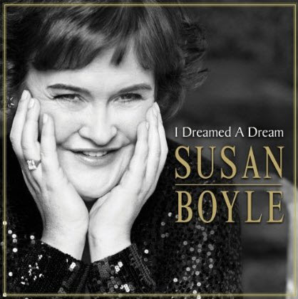 Susan Bole CD cover