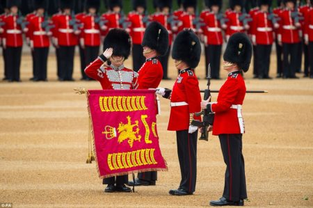 Trooping the Colour – 2016