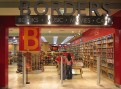 Book shops and Music stores