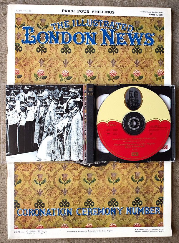 ILN-Coronation-week-issue-and-open-CD-case-608
