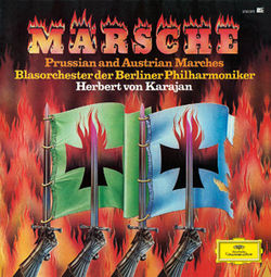 Karajan 1970s Marches