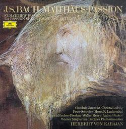 Karajan 1970s St Matthew
