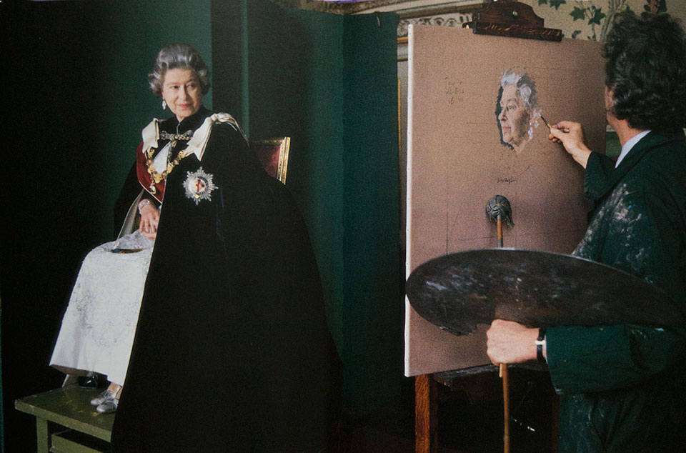 Sitting-in-Garter-Robes